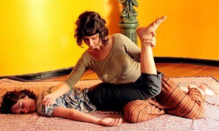 Bildergebnis für Thai yoga massage